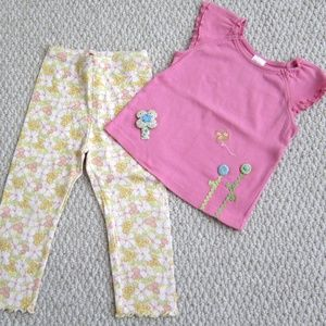 Gymboree Outfit Set 2T